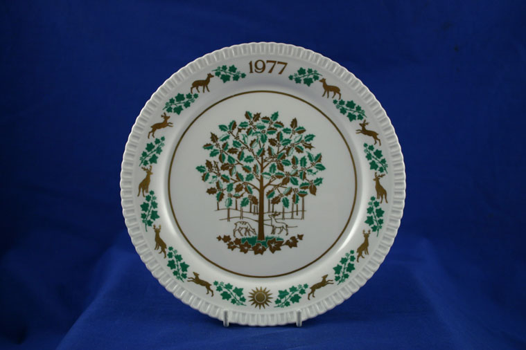 Spode Christmas Rose China