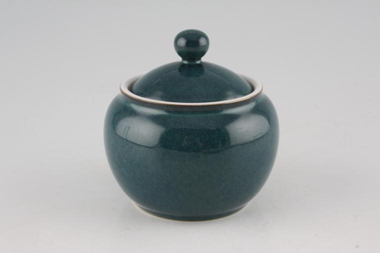 Denby - Greenwich - Sugar Bowl - Lidded (Tea) - Not Footed