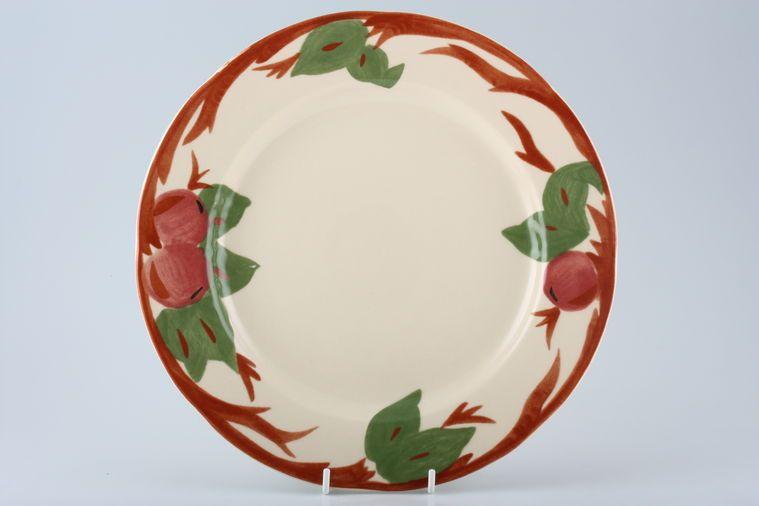 Franciscan - Apple - Dinner Plate - Pattern On Rim