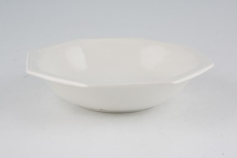 Johnson Brothers - Heritage - White - Fruit Saucer