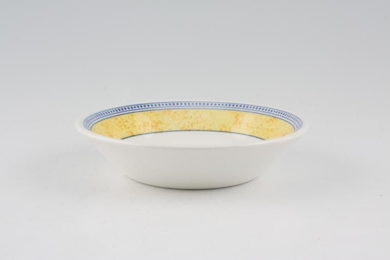 Johnson Brothers - Jardiniere - Yellow - Fruit Saucer
