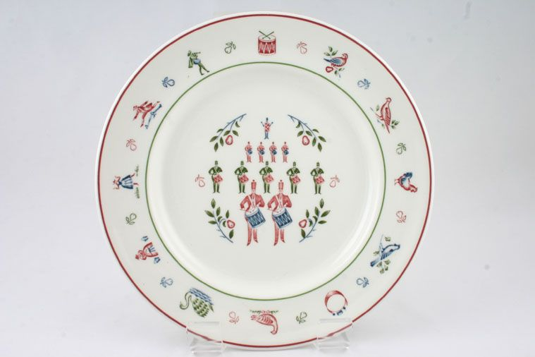 Dinner Plate & Johnson Brothers The Twelve Days of Christmas | We\u0027ll find it for you