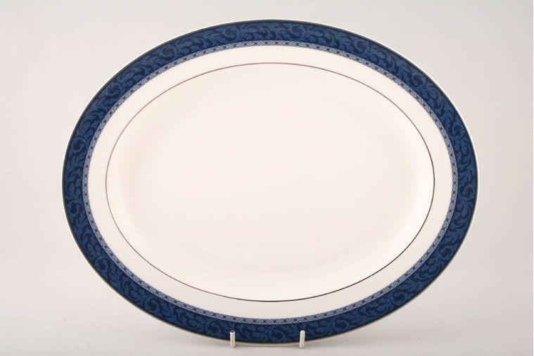 Marks & Spencer - Hampton - Oval Plate / Platter