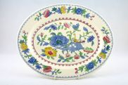 Masons - Regency - Oval Plate / Platter - 14""