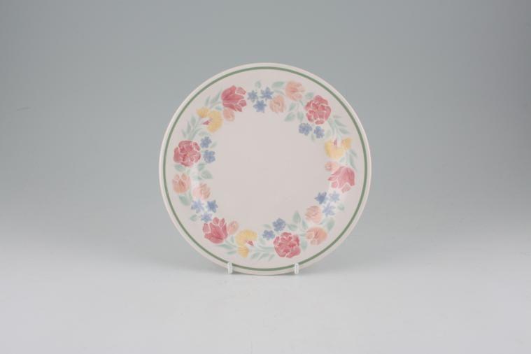 BHS - Floral Garden - Tea / Side / Bread & Butter Plate