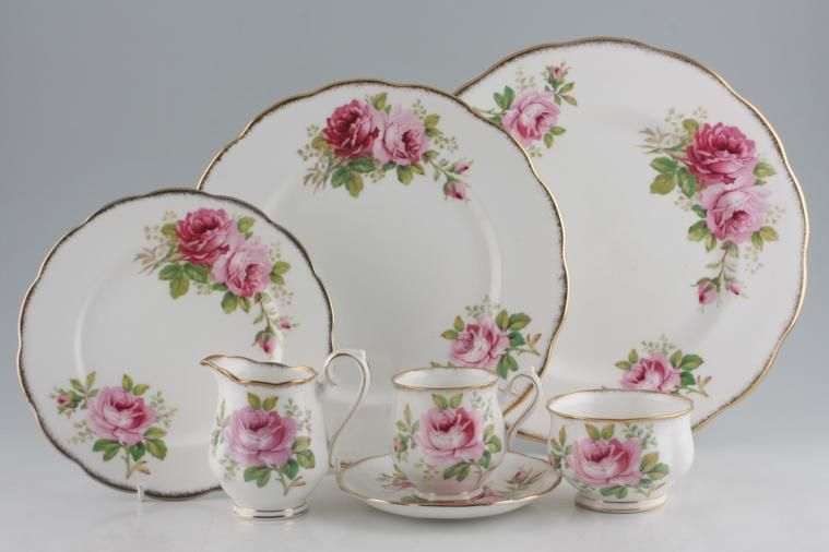 American Beauty & Royal Albert Replacement China | Europe\u0027s Largest Supplier
