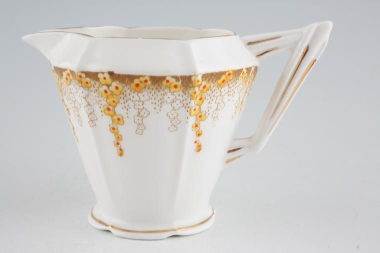 Royal Albert - April Showers - Yellow - Milk Jug