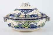 Vegetable Tureen with Lid