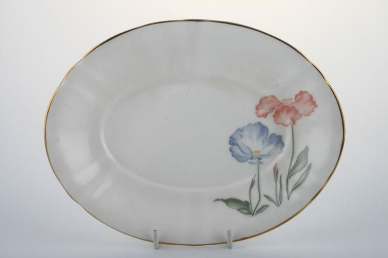 Royal Stafford - Ice Poppy - Sauce Boat Stand