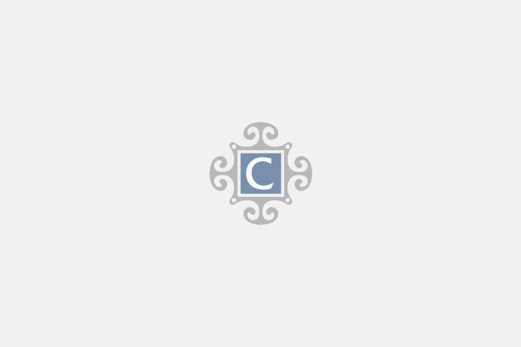 Burleigh - Calico Blue - Oatmeal / Cereal / Soup