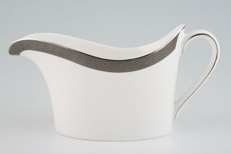 Wedgwood - Metropolis - Sauce Boat - Fits Oval Well